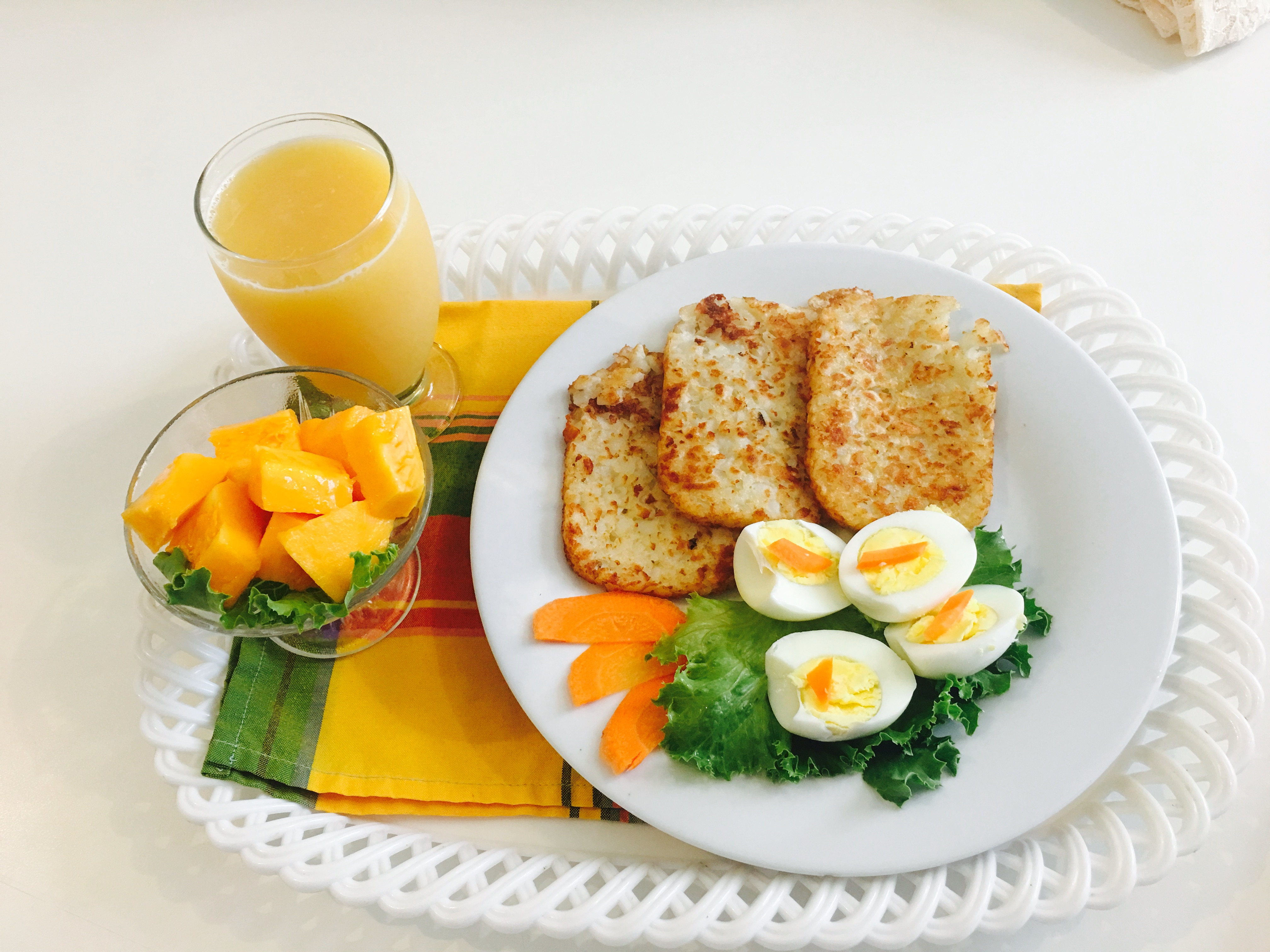 <p>We offer both Caribbean or Continental breakfasts</p>